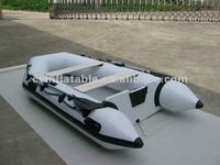 PVC Inflatable Boat with Aluminium Floor/Inflatable Sport Boat