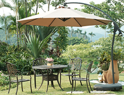 cast aluminum outdoor leisure furniture table and chair set home&garden furniture patio furniture