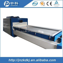 Newest! mdf laminating machine for wood door/3D relief etc. coating with various films by vacuum