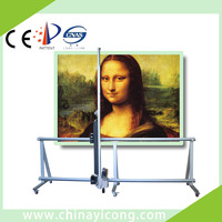 Hot sale high quality 3D photo inkjet printer on wall
