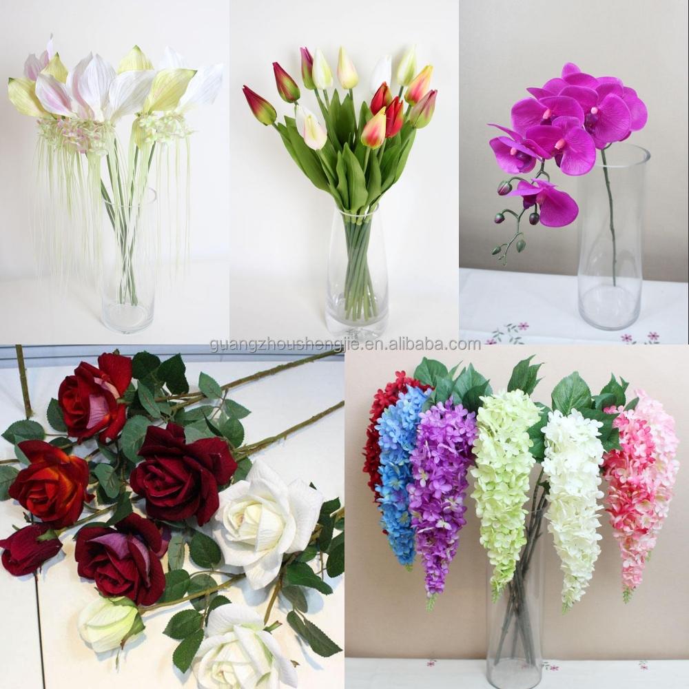 Sjh121735 Artificial Flowers Rose Best Indian Rose Flower Buy