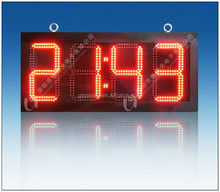 12 inch led production counter 4 digital number
