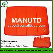 Portable Outdoor Seat Cushion and cushion cover with foam