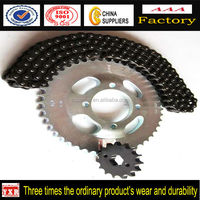 Motorcycle Body Kits Roller Chain Coupling Chain Sprocket,Spare Parts For Chinese Motorcycles