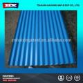 chapa de ferro galvanizado para telhados