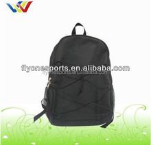 Black Hot Selling Promotional Backpack