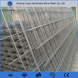 welded wire mesh panel chicken cage/welded wire mesh dog cage for sale