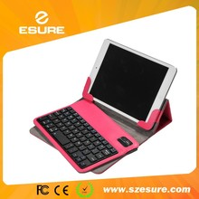 PU leather 7 and 8 inch keyboard case for android tablet