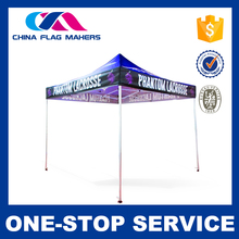 Quality Assured Fashionable Design Oem Production Polyester Printed Canopy