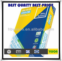 cheap high quality a4 paper with SGS ISO CIQ
