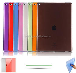 Environmental Quality For 12.9inch iPad Pro Clear Soft TPU Cover