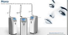 Plastic surgery fractional co2 laser machine/ laser vaginal tightening