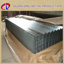 Galvanized Metal Corrugated Steel Roofing Sheet For Shed