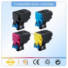 Compatible Konica Minolta C25 toner cartridge for bizhub c25 ,TNP27K/TNP27C/TNP27M/TNP27Y