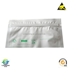 Lisheng Aluminum Foil Bag With Zipper To Prevent Damage From ESD