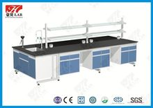 Professional manufacturer steel wooden laboratory furniture/lab steel bench/ lab facility providing prompt delivery