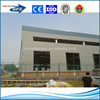 knock down light steel structure storage house / warehouse building