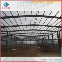 cheap steel structure prefabricated warehouse steel frame building for sale