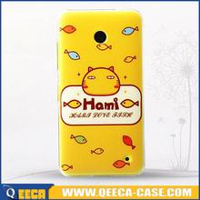 uv printing hard back cover custom case cover for nokia lumia 635