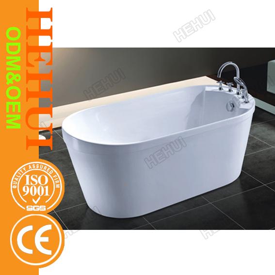 Portable Custom Size Antique Bathtub Cast Iron Bathtub