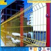3d New Style Curved Solid Sheet Metal Fence Panel