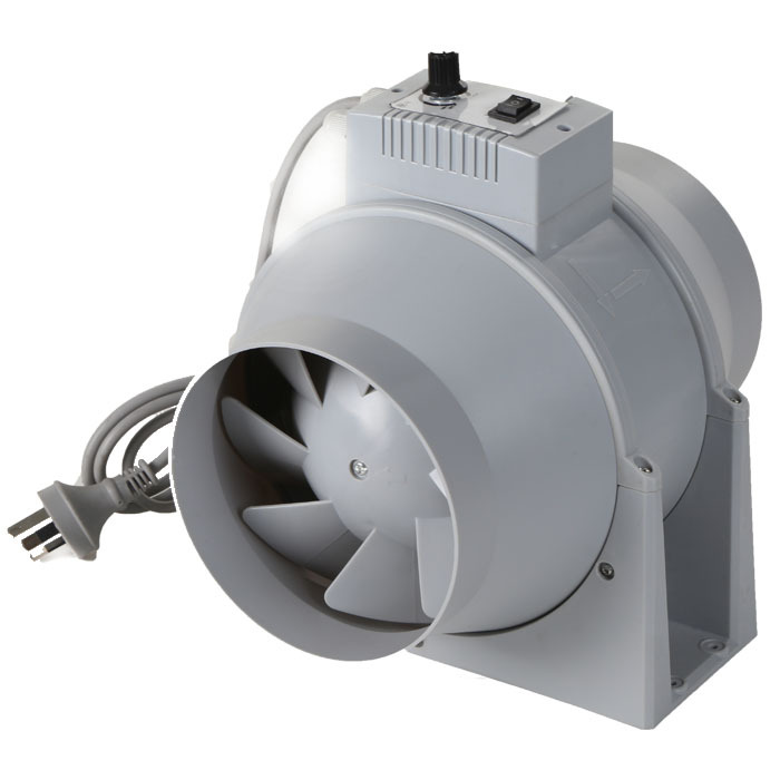 Portable Kitchen Exhaust Fan / Install Inline Duct ...