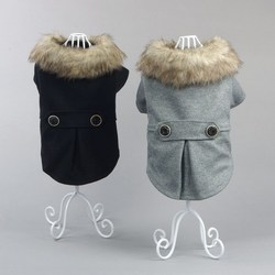 New Design Cheap Dog Clothes for autumn and winter pet coat