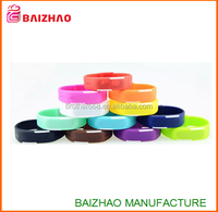 custom Flashing silicone TPU bracelet led digital watch, wrist band led lights wrist watch new style