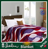 hot sale! new products 100% polyester fabric luxury home textile mora blanket spain on China wholesales