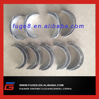 v2403 main bearing con rod bearing fit for kubota SL54H SL60H WR460 KX155-5 KX161-3S tractor engine parts