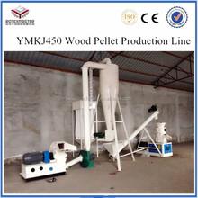 YSKJ150 Turkey Clients 4-5.5kw Animal feed Pellet Machine for Homeuse