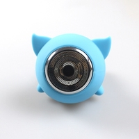 Promotional gift silicone mobile bluetooth speaker within 7 days delivery