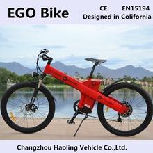 Gabbiano, buona vendita 24v batteria al litio per pocket bike elettrico