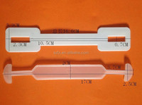17*3.3cm plastic box handle for assembling carton box