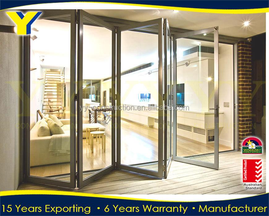 Bifold Door Aus Standard Exterior Accordion Doors Australian Certified Al