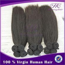 Wholesale full cuticle wavy peruvian hair