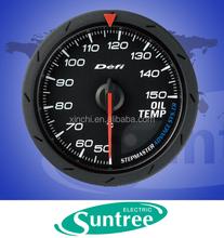 Racing Gauge DEFI cr pressure Racing Gauge 60mm Universal Oil Temp Gauge Digital Auto Meter