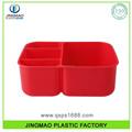divisão de plástico alimentar caixa