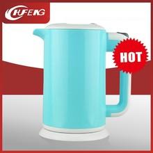 2014 popular keep warm double tea turkish tea kettle samovar