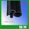 composite metal inserted textured silicone rubber strips