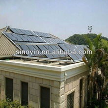 Flat Plate Solar Water heater solar collector,Model No:FP-GV2.15-A (2050*1050*95mm)