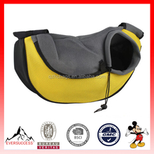 Hot Sell Pet Travel Backpack with One Strap for Travel (ESX-LB068)