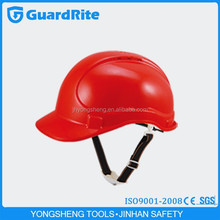 Guardrite Brand China Wholesale Helmets PE Material Safety Helmet With CE Certificate W-018R