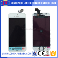 100% Guarantee Original lcd with touch screen assembly For iphone 5 lcd