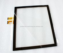 Multi touch 27 inch capacitive touch screen,industry-grade capacitive touch for open frame monitor