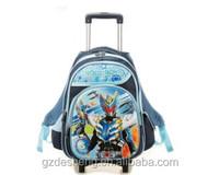 2014 Trendy trolley school bag for boy