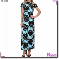 New Design African Traditional Fabric Cotton Maxi Dresses From India