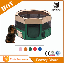 COMFORTABLE DOG PLAYPEN PET FUNNY PLAYPEN SUPPLIER