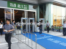 Seguridad profesional detectores de metal. Detector de metales arco