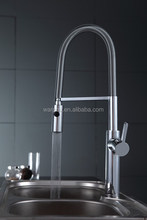 Chrome Polished Health Pull Out Kitchen Faucet